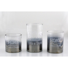 Plating Cylindrical Candle Holder