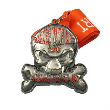 Nowy projekt Custom Sports Award Soft Enamel Medals