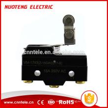 Micro-interrupteur magnétique momentané à levier unidirectionnel IP65 étanche à l'eau pour éclairage de porte d'armoire