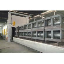 Алюминиевая проволочная печь