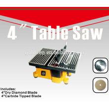 "100mm 90W Electric Power Craft Hobby Small Precision Table Saw Machine 4"" Mini Bench Saw"
