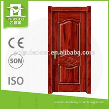 Reasonable price interior security melamine door