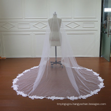 High Quality Wedding Veil One Layer