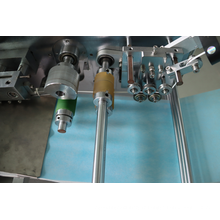 Machine de fabrication de masques chirurgicaux jetables entièrement automatiques
