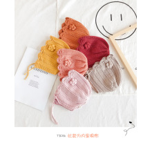 Fisherman's hat children's knitted court hat