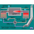 Dosun Regenerative Energy Saving Roaster (ISO9001/CE)