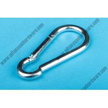 Stainless Steel Snap Hook DIN5299c Metal Carabiner Hardware