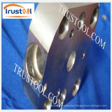 Machining Mill Metal Auto Parts