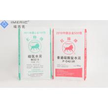 Bolsas a granel industriales de plástico PP Cemento tejido