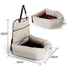 Assento do carro do animal de estimação Cama de assento da cama do descanso da tampa de assento do cão do carro para animais de estimação