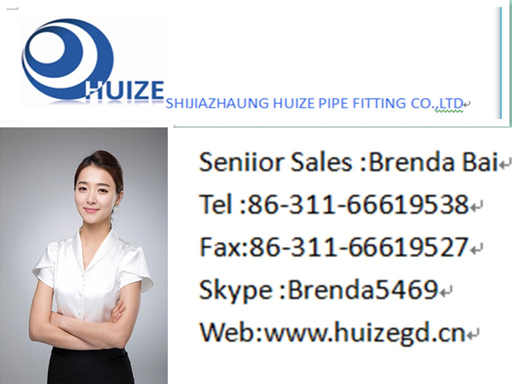 Brenda business card