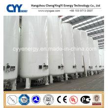 20m3 industrieller kryogener Niederdruck Lox Lin Lar Lco2 Wasserspeichertank