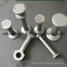 Precast Concrete Lifting Stud / Spherical Head Eye Anchor for Construction Hardware (1.3T-32T)