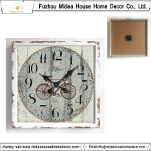 Horloge décorative décorative classique de qualité excellente