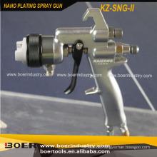 Nano Plating Spray Gun Double Nozzle Spray Gun