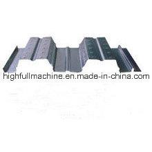 Placa Decking do assoalho revestido do zinco