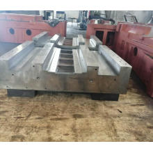 large custom CNC machined part welding structure