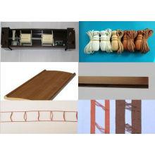 China venetian blinds peças de madeira à venda
