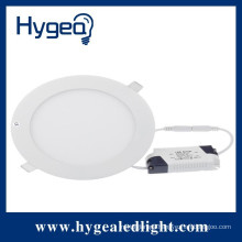 Epistar chips CE ROHS&EMC LVD approval glass ultra-thin led recessed ceiling panel light