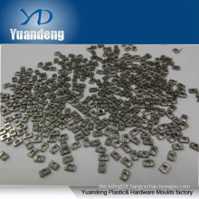 Supper small size mini type screw thread nut with high pricision
