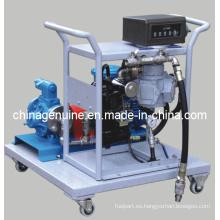 Zcheng mecánico dispensador móvil de GLP