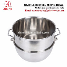 Catering Food Equipment Component, Commercial Stainless Steel Mixing Bowl for 40 QT Liters Vollrath Hobart Globe Mixer