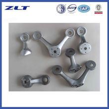 Pieza de mecanizado de alta calidad Araña de acero inoxidable