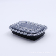 Multi-Functional Disposable PP Plastic Food Container Bento Lunch Box disposable lunch box