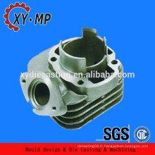 OEM cnc usinage moulage sous pression pièces de cylindre moteur