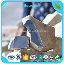 Lum Shape Good Quality Rotative Kiln Bauxite Ore Preço
