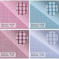 100 Baumwollstoff für das Hemd des Hemdes die neuesten Hemdentwürfe für Männer