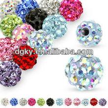 14GA Ferido Crystal Piercing Replacement 5mm Ball