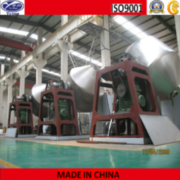 Steam Heated Vacuum Conical Dryer