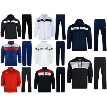 2016 Nouveaux hommes en gros Custom Sports Tracksuit Designs
