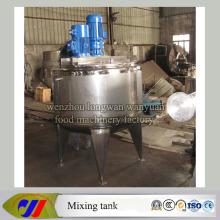 Dual-Frequency Motor High-Speed Disperse Blending Tank