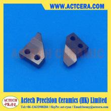 Piezas de cerámica de nitruro de silicio / Mecanizado CNC de productos estructurales Si3n4