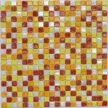 Glass Mosaic Wall Tile (HC-33)