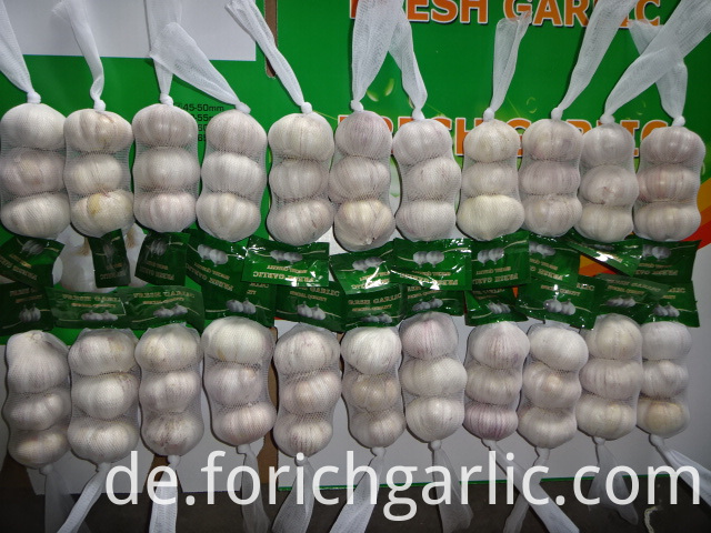 Normal White Garlic Small Bag
