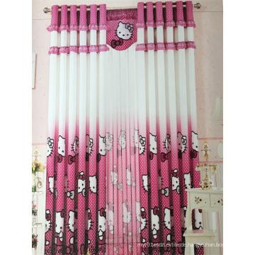 Home Verwenden Vorhang Polyester Pink Fabric EDM5296