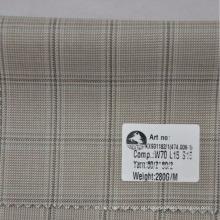 Tecido de lã de revestimento de 2014 novos homens estilo