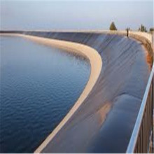 HDPE Material Dam 1.5mm HDPE Geomembrane Price