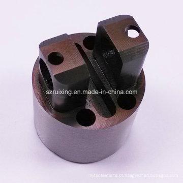 Maquinação CNC para Acessórios de Equipamento (Peça de Aço)