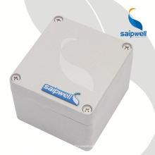 4 способа 22 мм отверстия для кнопок Водонепроницаемая подземная коробка