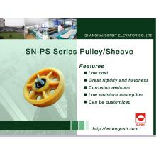 Линейный шкив для тяговой системы (серия SN-PS)