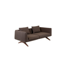 Hepburn Fixed 2 Seater Lounge Fabric Sofa