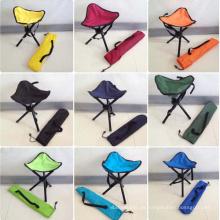 Silla de pesca plegable portátil que acampa al aire libre (SP-101)