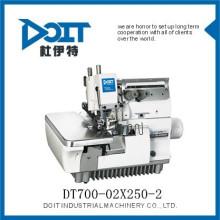 DT700-02X250- 2 Máquina de costura de overlock industrial eletrônica automática