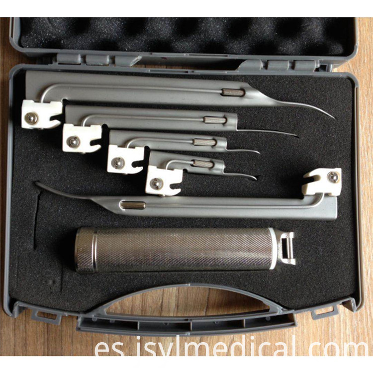 Anesthesia laryngoscope for medical animal clinic