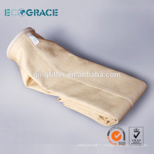 Application industrielle Sac Aramid Filter Bag