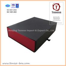 Ящик для хранения инструмента Черный и красный складной бумажный чехол, новый ящик